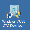 windows7 USB DVD downloader